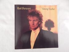 "ROD STEWART ""Young Turks"" PICTURE SLEEVE! BRAND NEW! ONLY NEW COPY ON eBAY!!"
