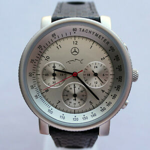 Mercedes Benz Classic DTM AMG Motorsport Racing Sport Design Watch Chronograph