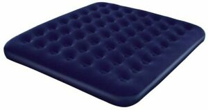 """Bestway Easy Inflate King Size Airbed inflatable Flocked Air bed 80x73x8.5"""""""
