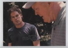 2012 Breygent Dexter Season 4 #65 Quotes Two Serial Killers go for a Ride 7m3