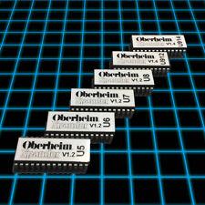 Oberheim Xpander Latest Software Firmware ROM Upgrade Set Voice V1.4 CPU V1.2