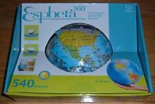 "Esphera 360 9"" 540 Pieces Plastic Globe by Mega Brands"