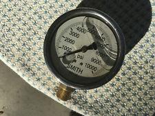 Smith 10,000 Psi Pressure Guage