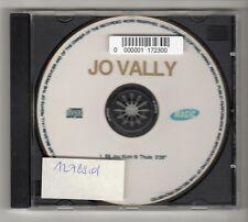(HG142) Jo Vally, Bij Jou Kom Ik Thuis - DJ CD