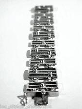 SILBER Armband ° Armschmuck ° Bauhaus Tradition ° sixties silver bracelet