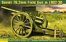 Ace 76.2mm 2 mm rusa feldkannone 1902/1930 modelo-kit 1:72