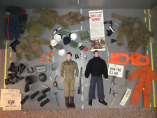 1966 GI Joe SOTW French Resistance Fighter 64 T.M. Action Soldier, etc  Lot 24