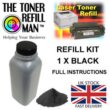 More details for toner refill for use in brother mono printers,100g toner powder with instruction