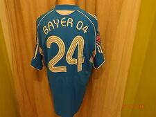 Bayer 04 Leverkusen Adidas Formotion Spieler Trikot 2006/07 + Nr.24 Touré Gr.L