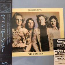 Wishbone Four by Wishbone Ash (SHM-CD. jp. mini LP),2010, UICY-94487 / Japan