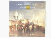 LP Vivaldi Cantatas Concertos & Magnificat Emma Kirkby BRAND NEW SEALED!!!
