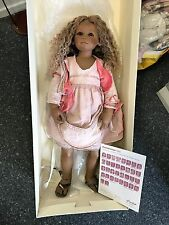 Annette Himstedt Puppe Natiti 83 cm. Top Zustand