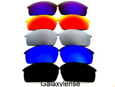 Galaxy Replacement Lenses For Oakley Bottlecap Black&Blue&Gray&Red&Purple 5 Pair
