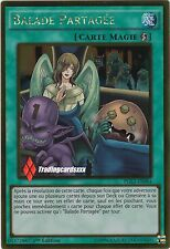 ♦Yu-Gi-Oh!♦ Balade Partagée (Shared Ride) : PGL3-FR084 -VF/GOLD RARE-