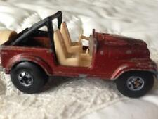 Hot Wheels JEEP CJ-7 by MATTEL 1981 Excellent Condition