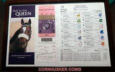 2010 BREEDERS CUP ZENYATTA $2 WIN TICKET PROGRAM ADMISSION TICKET NEWS PAPER