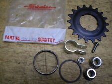NOS Bicycle Schwinn Approved Shimano Brake Hub 18 Tooth Sprocket Trim Kit
