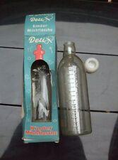 Alte Deti Kinder Milchflasche, Nuckelflasche, 250ml, in OVP, unbenutzt