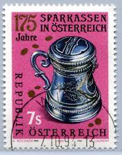 Österreich Austria 2138. 175 Jahre Sparkasse, Sparbüchse - 1994 gestempelt