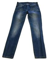 Vtg HUNTING WORLD NYC Blue Denim Jeans for Skinny Women Size 27 New Old Stock!!!