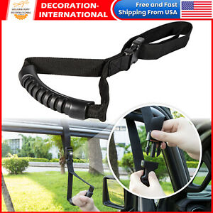 Car Cane Portable Handle Door Grab Assist Mobility Aid Auto Standing Support 1×