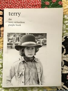 RARE Terry Richardson PURPLE BOOK Fashion Magazine #2 PARIS 2004 PHOTOGRAPHY