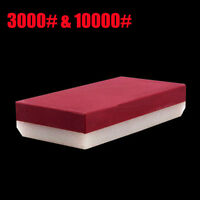 Durable 3000# 10000# Dual-Grit Knife Sharpening Stone Whetstone RazorPolishing