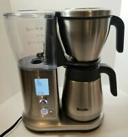Breville BDC450 Precision Brewer Thermal 12-Cup Coffee Maker Stainless Steel