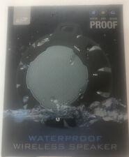 Ilive ISBW157B Waterproof Dustproof Shockproof bBluetooth Wireless Speaker, New!