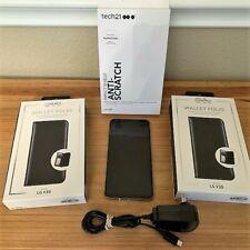 LG V30 VS996 - 64GB - Silver (Verizon) Smartphone (UNLOCKED) + Accessories - EUC