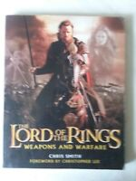The Lord of the Rings Weapons and Warfare 2003