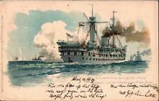 """20013 S.M.S Artillerie-Schulschiff """"Mars"""" , Kriegsmarine"""