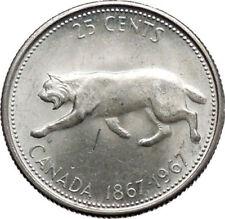 Pièces de monnaie d'Amérique du Nord, de Canada