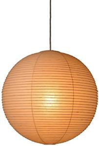 Isamu Noguchi Akari 45A Pendant lamp Washi Japanese Light Shade Only 45cm×44cm