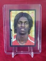 Emmanuel Adebyaor Monaco France Foot 2005/06 Rookie Panini Sticker