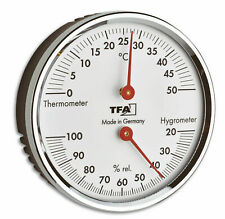 TFA 452041.42 Thermo- Hygrometer silber