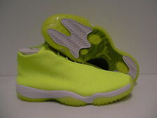 Jordan future basketball shoes volt color size 10.5 new with box