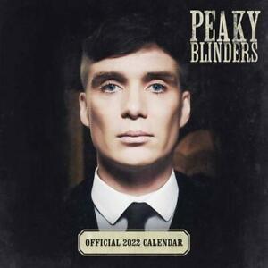 Peaky Blinders 2022 Square Calendar Offical Product BBC TV Peakey Flat Caps