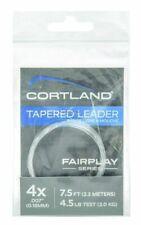 Cortland ProCast All Intermediate QD7 I Yellow 15' Clear Tip Fly Line-New In Box