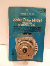 Vintage International Rectifier EP-50 Solar Drive Motor Silicon Cell NOS