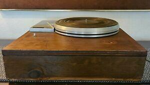 Rare Mid Century George Nelson Design Rek-O-Kut K-33H Working Stereo Turntable**