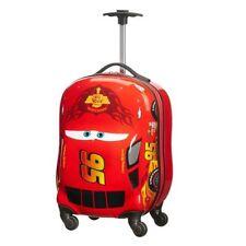 Samsonite Plastic Spinner (4) Wheels Suitcases