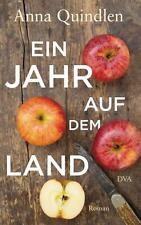 Ein Jahr auf dem Land (Anna Quindlen, 5. Aufl. 2015), Roman, DVA, gebunden, NEU