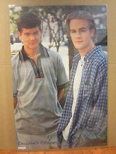 """Dawson's Creek"" Vintage TV series  Poster 1998 2678"