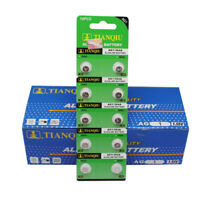10x AG1 Watch Battery Cell AG1 364 LR621 621 LR60 CX60 Button Coin Cell Battery