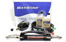 Teleflex SeaStar Marine HK4200A-3 BayStar Hydraulic Outboard Steering System Kit