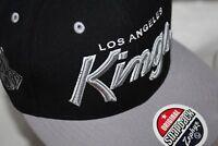 Los Angeles Kings Zephyr NHL Headliner Snapback,Cap,Hat,Adjustable    B/Gr.  NEW