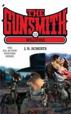 Wildfire-J. R. Roberts-The Gunsmith novel #313-combined shipping