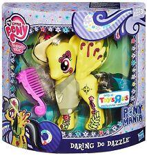 My Little Pony Pony Mania Daring Do Dazzle Exclusive Pony 6 Inches New