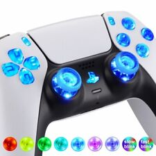 PS5 Controller Full LED Modding Kit / 9x Farben Touch Controle / Easy 2 Install